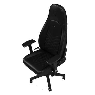 Cadeira Gamer Noblechairs ICON, Black Blue - NBL-ICN-PU-BBL