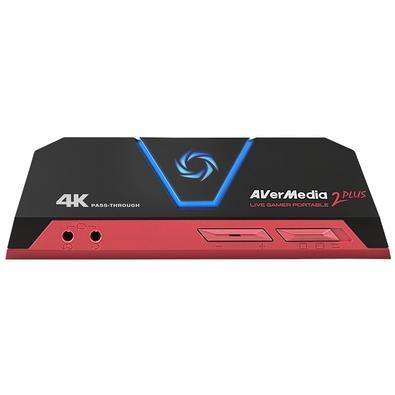 Placa de Captura Avermedia Live Gamer Portable 2 1080p60 USB 2.0 - GC513