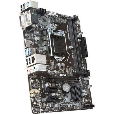 Placa-Mãe MSI H310M Pro-M2, Intel LGA 1151, mATX, DDR4