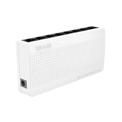 Switch Tenda 10/100MBPS 1.6GBPS Desktop, 8 Portas - S108