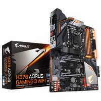 Placa-Mãe Gigabyte H370 Aorus Gaming 3 Wi-Fi, Intel LGA 1151, ATX, DDR4