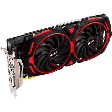 Placa de Vídeo MSI AMD Radeon RX 580 Armor MK2 8G OC, GDDR5