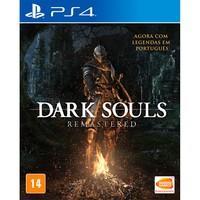 Game Dark Souls Remastered PS4