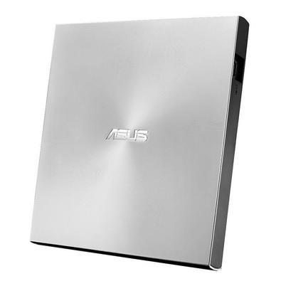 Drive ASUS Gravador Externo CD/DVD ZenDrive U7M, Ultra-Slim, 2 M-DISC incluídos, Compatível Windows e MAC -  SDRW-08U7M-U/SIL/G/AS//