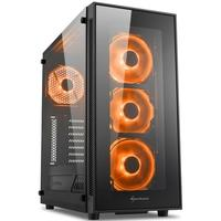 Gabinete Sharkoon TG5 RGB ATX