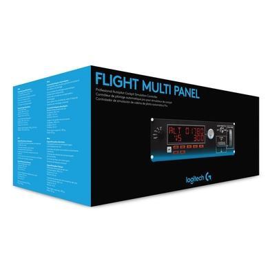 Painel Múltiplo com Piloto Automático Logitech - 945-000028