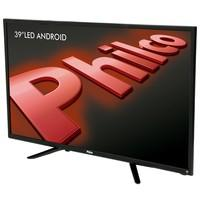 Smart TV LED 39´ Full HD Philco, Conversor Digital, 2 HDMI, 2 USB, Wi-Fi - PH39N91DSGWA