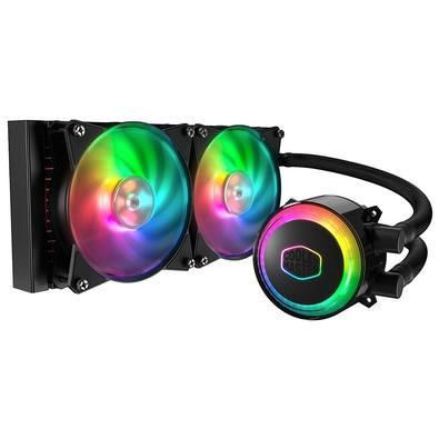 WaterCooler Cooler Master MasterLiquid ML240R RGB MLX-D24M-A20PC-R1