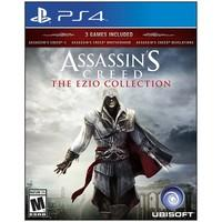 Game Assassins Creed The Ezio Collection PS4