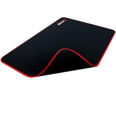 Mousepad Gamer Rise Mode Speed, Médio (290x210mm) Costura Vermelha - RG-MP-04-ZR