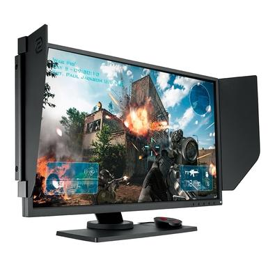 Monitor Gamer Benq Zowie LED 24.5´ Widescreen, Full HD, HDMI/DVI, 240Hz, 1ms, Altura Ajustável - XL2546