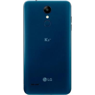 Smartphone LG K9, 16GB, 8MP, Tela 5´, Azul/Indigo - X210 TV