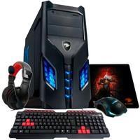 Computador Gamer G-fire AMD A8-9600, 8GB, HD 1TB, Linux - HTG-R309