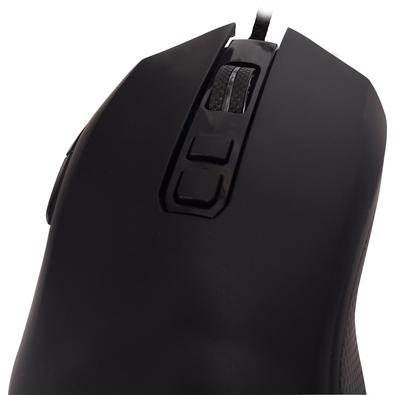 Mouse Gamer Fortrek 4800DPI, RGB - M3