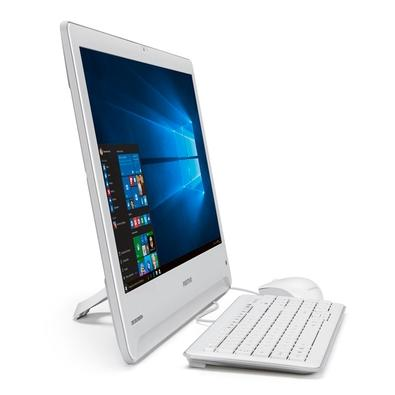 All in One Positivo Union UD3630, Intel Celeron N3060, 4GB, 32GB, 18.5´, Windows 10 Home, Branco - 1701511