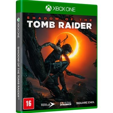 Game Shadow of The Tomb Raider Xbox One