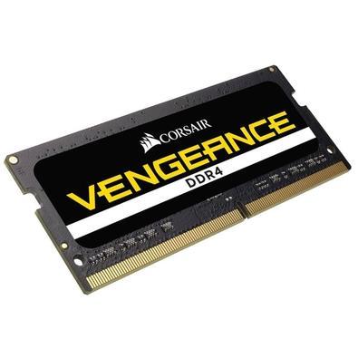 Memória Corsair Vengeance, 8GB, 2400MHz, DDR4, Notebook, C16 - CMSX8GX4M1A2400C16