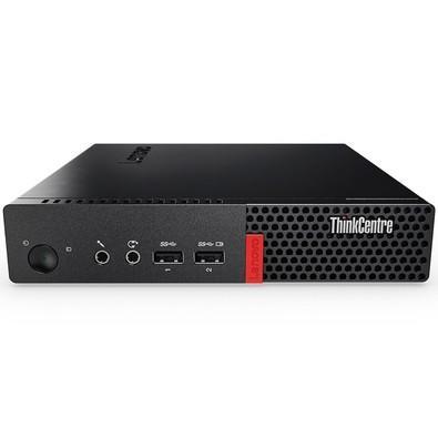 Computador Lenovo ThinkCentre M710q Tiny, Intel Core i5-7400, 8GB, SSD 256GB, Windows 10 Pro - 10MQ0021BP