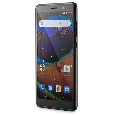 Smartphone Multilaser MS50X, 16GB, 8MP, Tela 5.5´, Preto - P9074