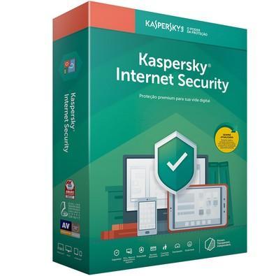 Kaspersky Internet Security 2019 Multidispositivos 1 PC