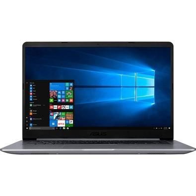 Notebook Asus VivoBook 15, Intel Core i5-8250U, 8GB, 1TB, Windows 10 Home, 15.6´, Cinza - X510UA-BR667T