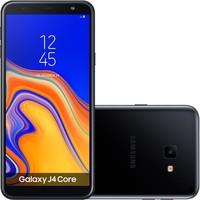 Smartphone Samsung Galaxy J4 Core, 16GB, 8MP, Tela 6´, Preto - SM-J410G/16DL