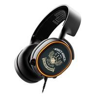 Headset Gamer SteelSeries Arctis 5 PUBG 7.1, USB, Preto - 61510