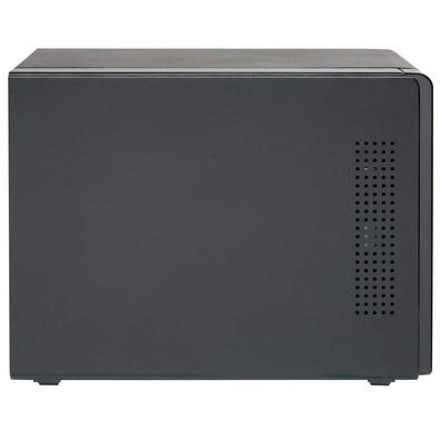 Storage QNAP NAS Intel Celeron, Quad-Core 2.0GHz, 8GB, DDR3L, 4 Baias Sem Disco - TS-451+-8G