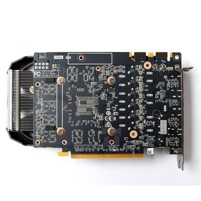 Placa de Vídeo Zotac NVIDIA GeForce GTX 1060 6GB, GDDR5X - ZT-P10620A-10M