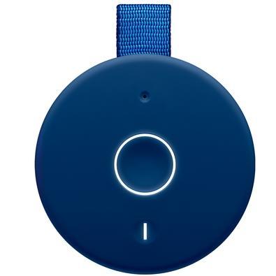Caixa de Som Bluetooth Ultimate Ears MEGABOOM 3 Portátil e À Prova D´Água - Até 20 horas de Bateria - Azul