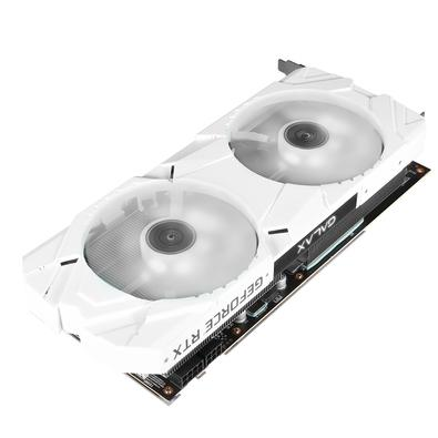 Placa de Vídeo Galax NVIDIA GeForce RTX 2070 EX White 8GB, GDDR6 - 27NSL6UCV91W
