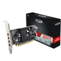 Placa de Vídeo XFX AMD Radeon HD 6570 4x Mini DP 2GB, DDR3 - HD-657X-2LF4