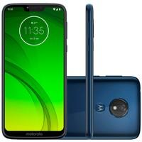 Smartphone Motorola Moto G7 Power, 32GB, 12MP, Tela 6.2´, Azul Navy - XT1955-1
