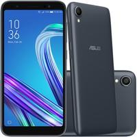 Smartphone Asus Zenfone Live L1 QuadCore, 32GB, 13MP, Tela 5.5´, Black - ZA550KL-4A140BR