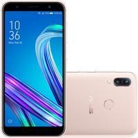 Smartphone Asus Zenfone Max M2, 32GB, 13MP, Tela 5.5´, Dourado - ZB555KL-4G160BR