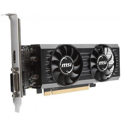 Placa de Vídeo MSI AMD Radeon RX 550 4GT LP OC 4GB, GDDR5