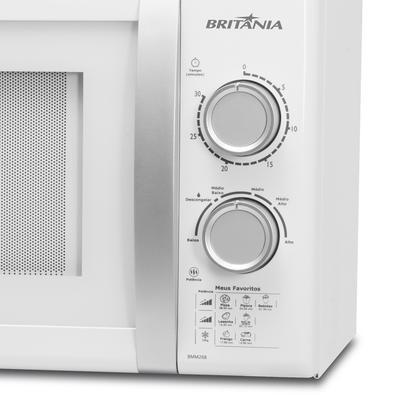 Micro-ondas Britânia BMM26B 26L 1400W 127V