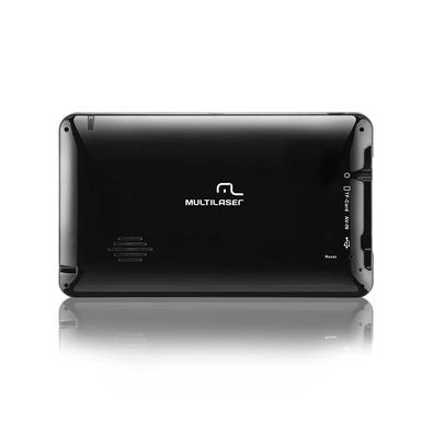 GPS LCD 7 Pol. Touch TV Digital Rádio FM Tts E-Book Multilaser - GP038