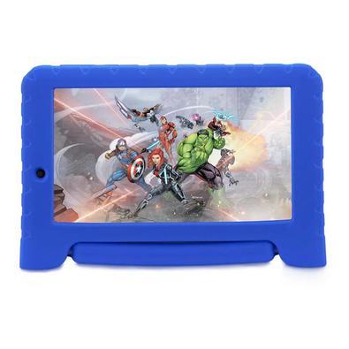 Tablet Multilaser NB307 16GB Disney Vingadores Plus 7´´Azul
