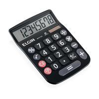 Calculadora De Mesa 8 Dígitos Mv-4133 Preta