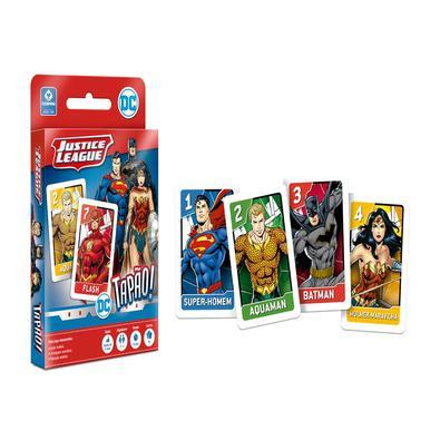 Jogo Tapão Liga da Justiça DC - Copag