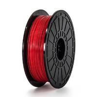 Filamento Para Impressora 3D Pla Flexível Vermelho 0.5Kg