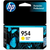 Cartucho de Tinta Officejet HP 954 L0S56AB 10ml Amarelo