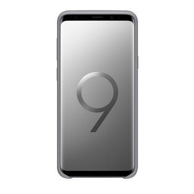 Capa p/ Samsung Galaxy S9 Silicone Samsung Cinza EF-PG960TJEGBR