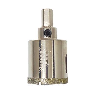 Serra Copo Diamantada 38mm Stamaco 38mm
