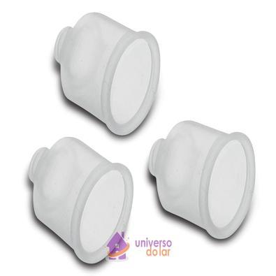 Conjunto de Vedação interna de silicone 3 peças Tramontina