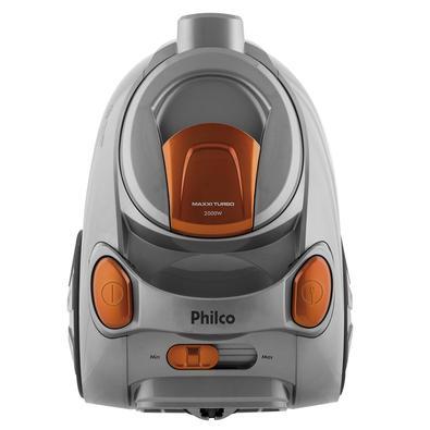 Aspirador de Pó Philco Maxxi Turbo, 1500W, 220V
