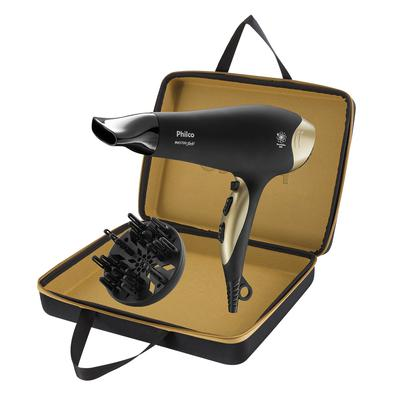 Secador de Cabelo Philco Golden Star 2000W 220V