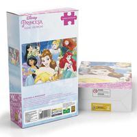 Puzzle 150 peças Princesas