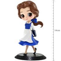 Figure Bandai Banpresto Princesas da Disney, Princesa Bela - 20465/20466